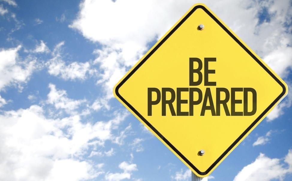 be prepared 1