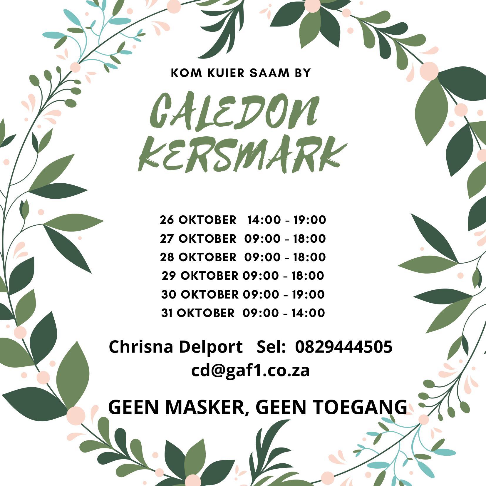 Caledon Kersmark